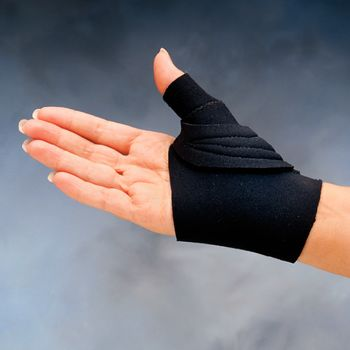 Comfort Cool Thumb Cmc Restriction Splint Right Small