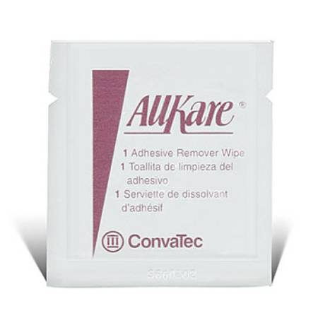 Convatec AllKare Adhesive Remover, Wipe, Box of 100 - Model 37443