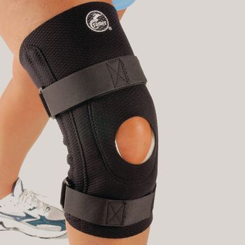 Cramer Diamond Knee Stabilizer - M, Circ at Kneecap 13.5-15 - Item #081515204