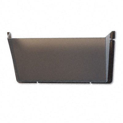 Deflecto Docu Pocket Wall File - Plas, Hng, Ltr, Ske, Each - Model 63202