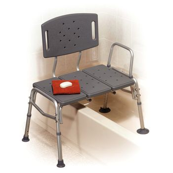 Deluxe Heavy-Duty Transfer Bench - Item #557368