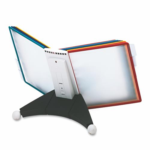 Durable Office Sherpa Expandable Desk System Display