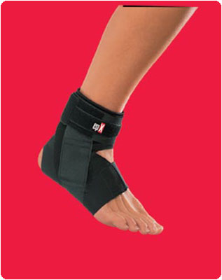 epX V-Lock Ankle Stabilizer V-Lock Ankle Stabilizer Size XL Ankle Cir.. 10
