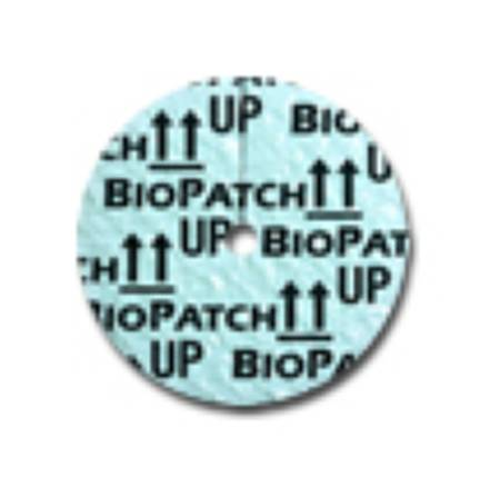 Bio patches and tegaderm dressing