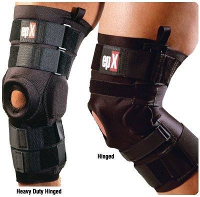 exP Hinged Knee Support Hinged Knee Support, Large - Model 56087503