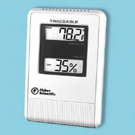 fisher scientific traceable digital thermometer manual