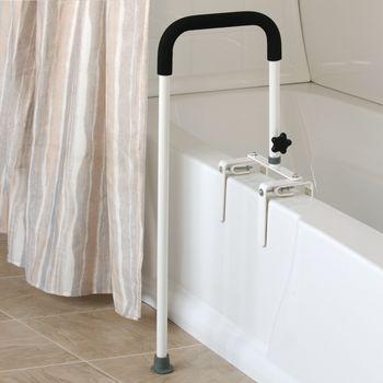 Clamp On Bathtub Grab Bar
