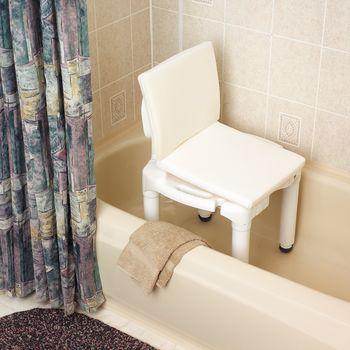 Foam Mesh Bath Cushion Shower Chair Cushion 16 Sq Item 557445