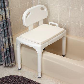 Foam Mesh Bath Cushion Transfer Bench Cushion 25 Quot X 16