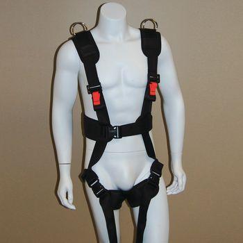 Gait Training Harness - Unloading Harness, fits waist size 24