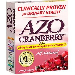 Generic OTC Azo Cranberry Tablet - Azo Cranberry 450Mg Tab 50/Bt, Each - Model 42067