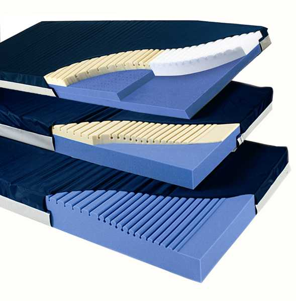 Geo-Matt Therapeutic Overlay - Geomatt, Pedi, 28X56.5X2, Box of 4 - Model 50960-587