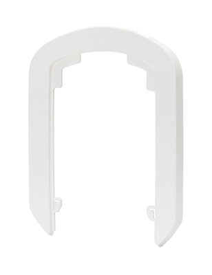 Gojo TRUE FIT Wall Plate - Tch Fr Dispnsr Accssry, Box of 12 - Model 1990-WHT-12