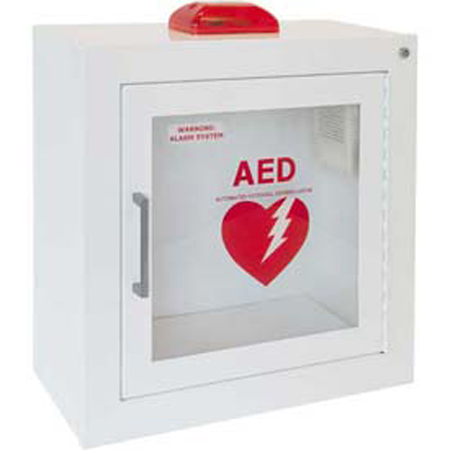 Heartstation Aed Cabinet With Alarm amp Strobe Model