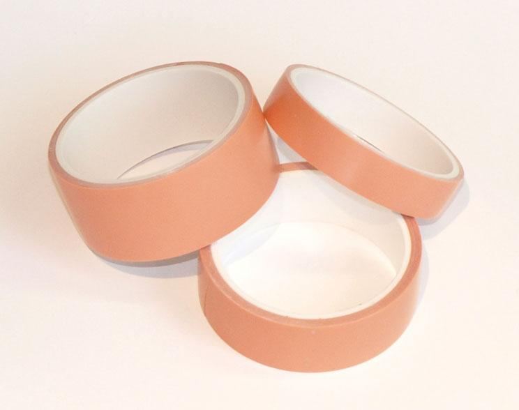Humanicare Hy-Tape Adhesive Tape - Pink Tape 1.5 In X 5 Yards, Each - Model HT115B