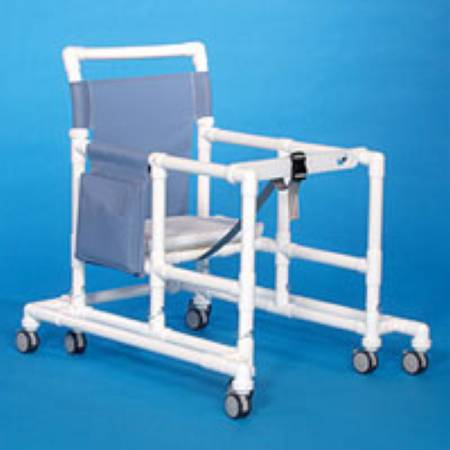 IPU Ultimate Non Folding Walker Adjustable Height PVC 400 Lbs, Teal, Each - Model ULT99 OS