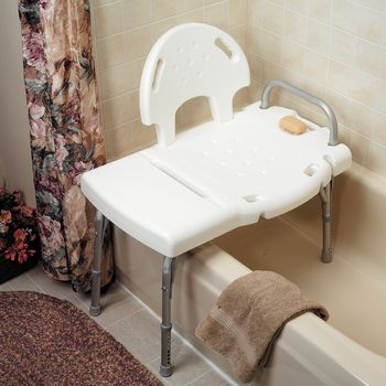 Invacare Bathtub Transfer Bench Item 6291