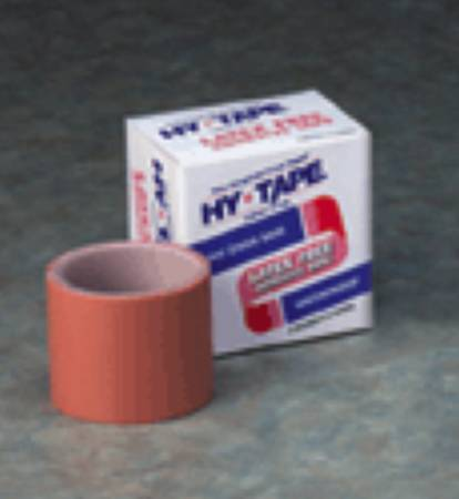 Suburban Ostomy Adhesive Tape Zinc Oxide 2 Inch X 5 Yards, Pink, Each - Model HYT120BLF