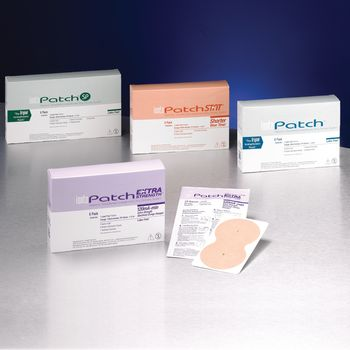 IontoPatch STAT. Box of 6 - Item #564091