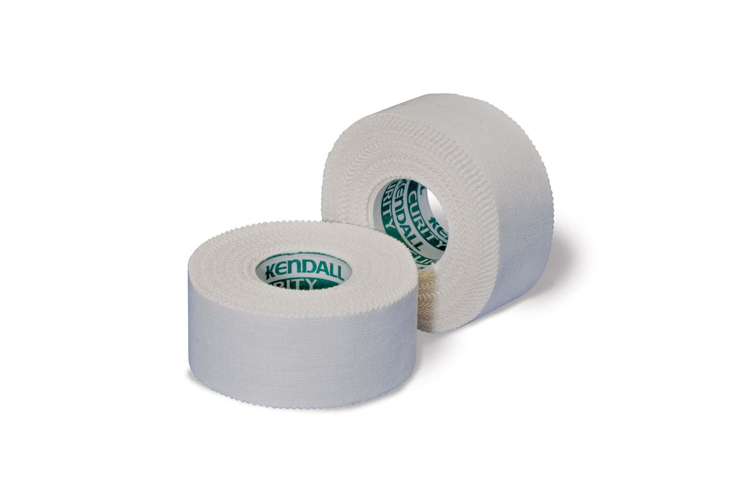 Kendall Curity Standard Porous Tape - Standrd, Wht, 1/2