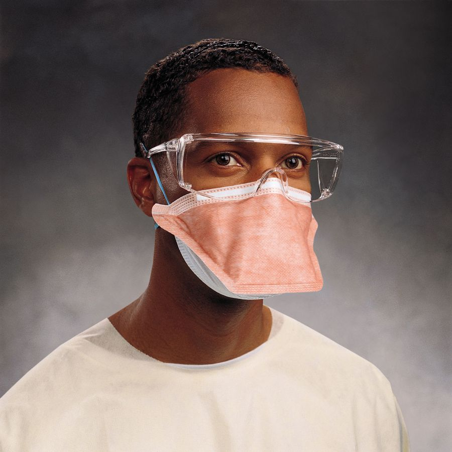 Respirator Mask - Pouch 46827 Style Each Sm Filter Kimberly-clark Surgical Pfr95 Model