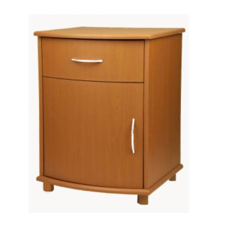 Kwalu Camelot Bedside Cabinet 29 H X 20 5 D X 22 W Inch 1