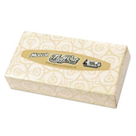 Lagasse Fluff-Out Facial Tissue, White 8.5 X 7.5 Inch, Pkg of 3000 - Model MAC 2930