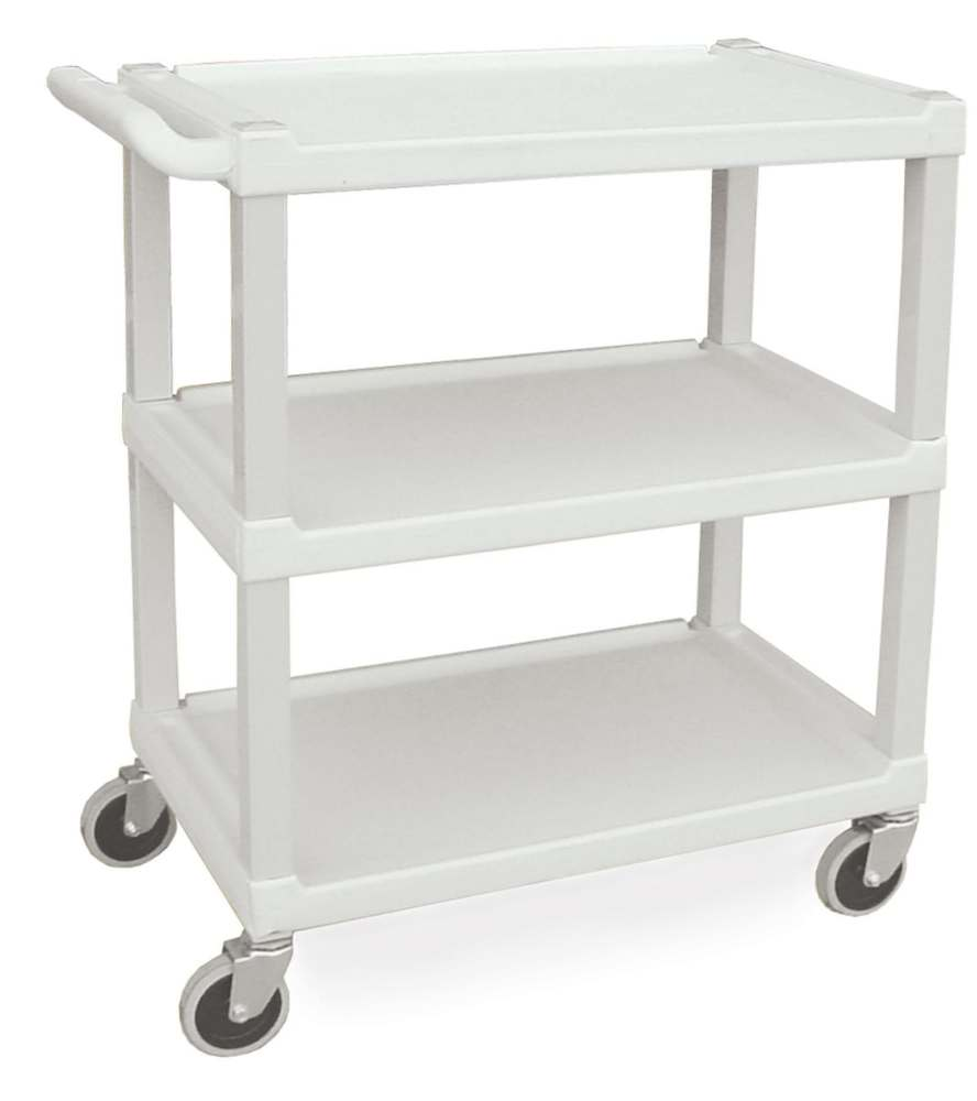 Factory Utility Cart: Lakeside Manufacturing Polyethylene Utility Cart