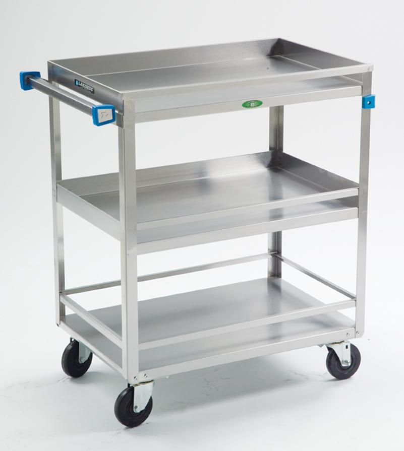 Factory Utility Cart: Lakeside Manufacturing Utility Cart