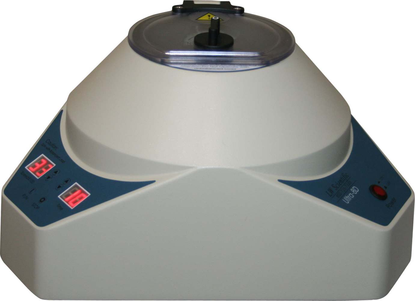 Lw scientific ultra 8v centrifuge