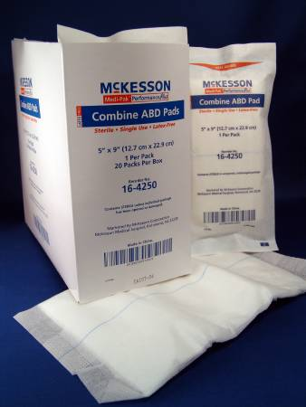 McKesson Medi-Pak Performance Plus - Model 16-4250