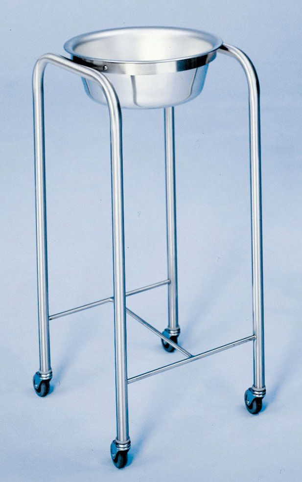 Single Basin Solution Stand - 1 Basin, H-Brace, Baker, 8.5 qt us, Each - Model 717807100