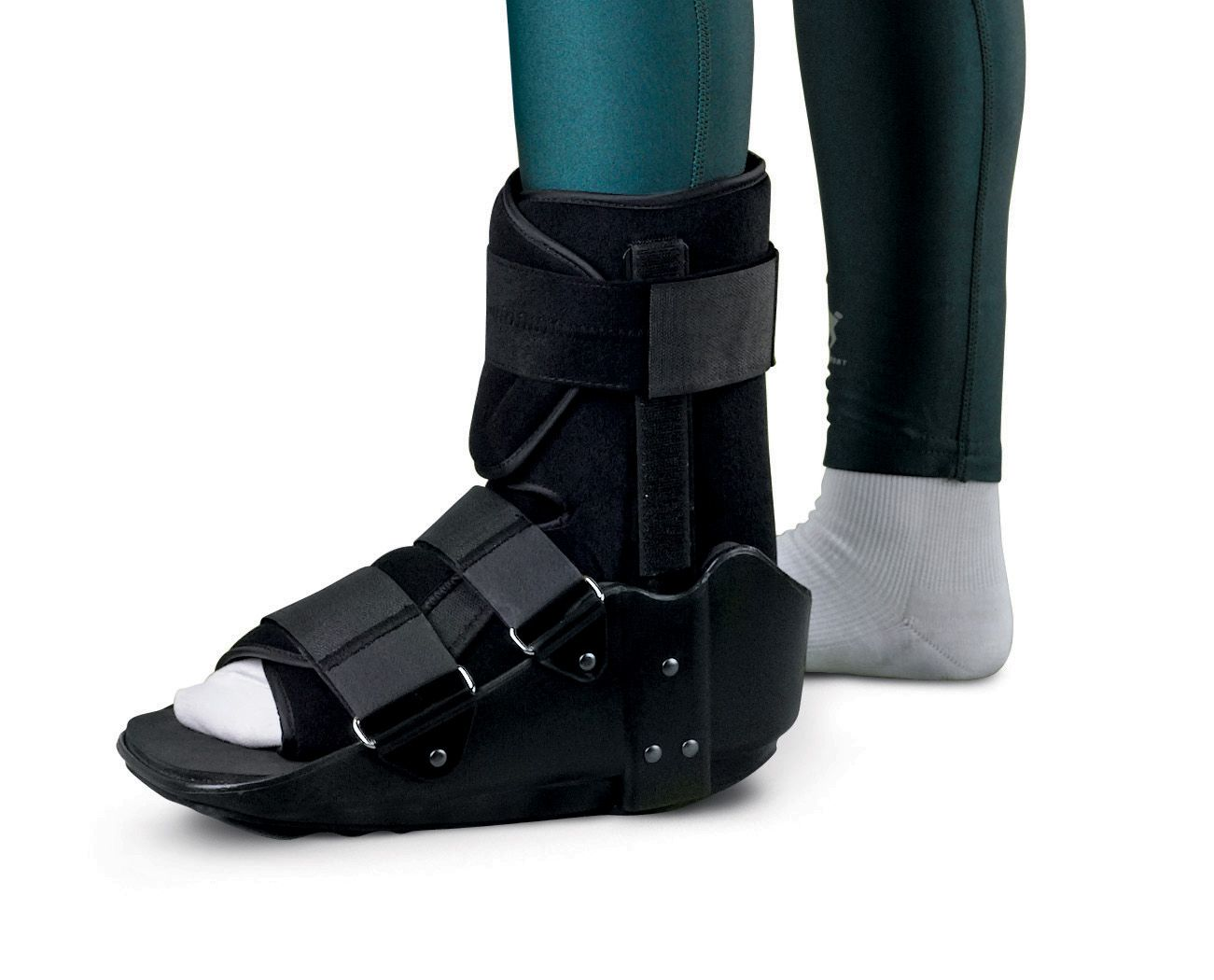 Medline Standard Ankle Walker - Ambi, Nonskid, Xs, Each - Model ORT28200XS