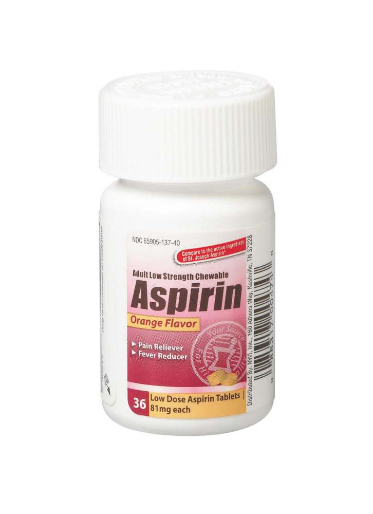 will half of an 81 mg aspirin hurt a dog that weighs ...