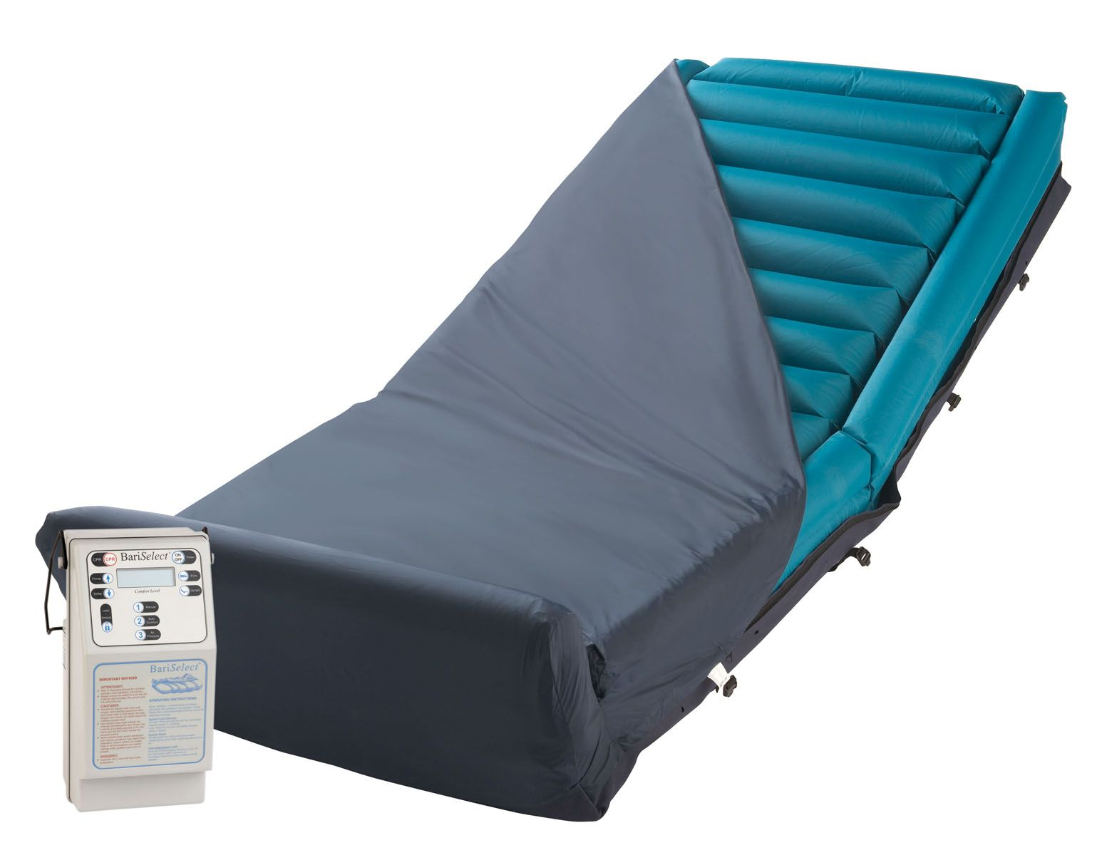 Medline MedTech Bariatric Mattress - True Low Air Loss, Bariselect, 48X80X10, Each - Model MDT24B48