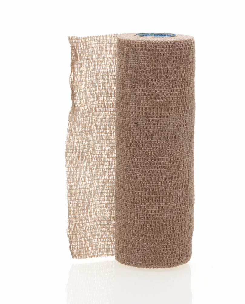 Non-Sterile Latex Co-Flex Bandage - Coflex, Med, 6