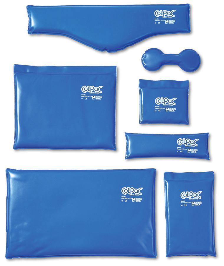 Chattanooga ColPac Chilling Pack - Cold, Heavy-Use, Lf, 7.5