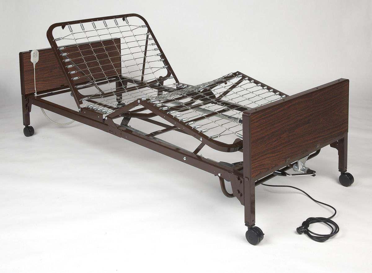 Electric Beds Motors : Medline medlite bed semi electric each model mdr l