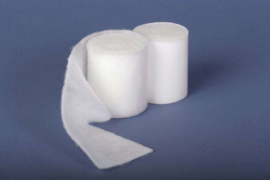 Medline Non-Sterile Syn-Tex Undercast Padding - Synthetic, 4