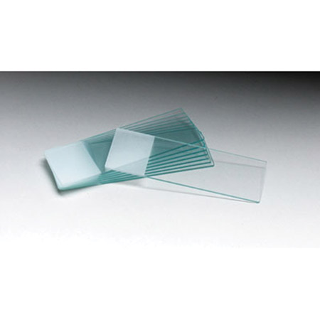 Microscope Slides Premium Grade - Plain, Box of 100