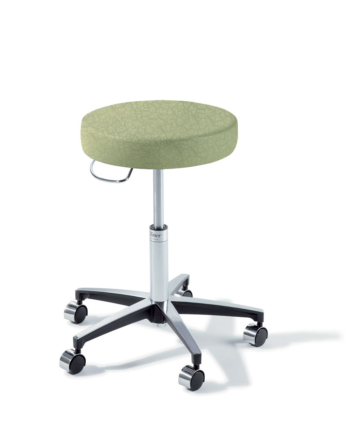 Midmark Airlift Stool Al Base Air Adj Tuscany Each
