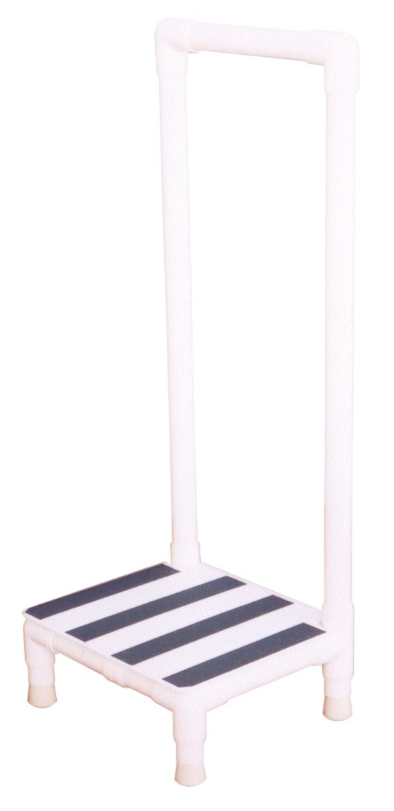 Magnificent Mjm Mri Step Stools With Handrail With 1 Handrail Each Model 4002 Mri Inzonedesignstudio Interior Chair Design Inzonedesignstudiocom