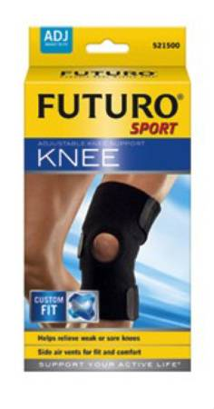Moore Medical Futuro Knee Support, Strap Closure 10-1/2 Inch Length, Each - Model 80003