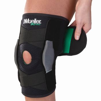 Mueller Green Adjustable Hinged Knee Brace - Item #81546191
