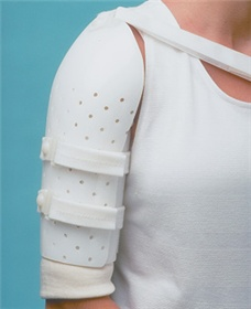 Neutral Over-The-Shoulder Humerus Fracture Brace - Frac Brace Hemrs Neut Lg, Each - Model 510537