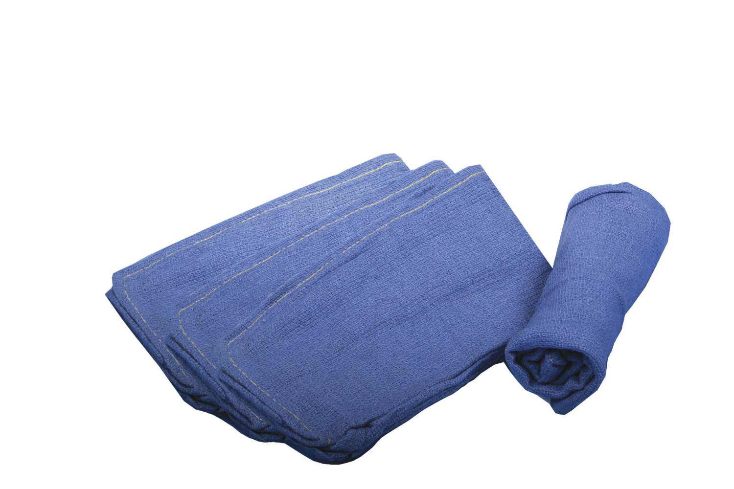 Non-Sterile Disposable X-Ray Detectable OR Towel - Dsp, Ns, Blue, Xr, Bulk, Box of 100