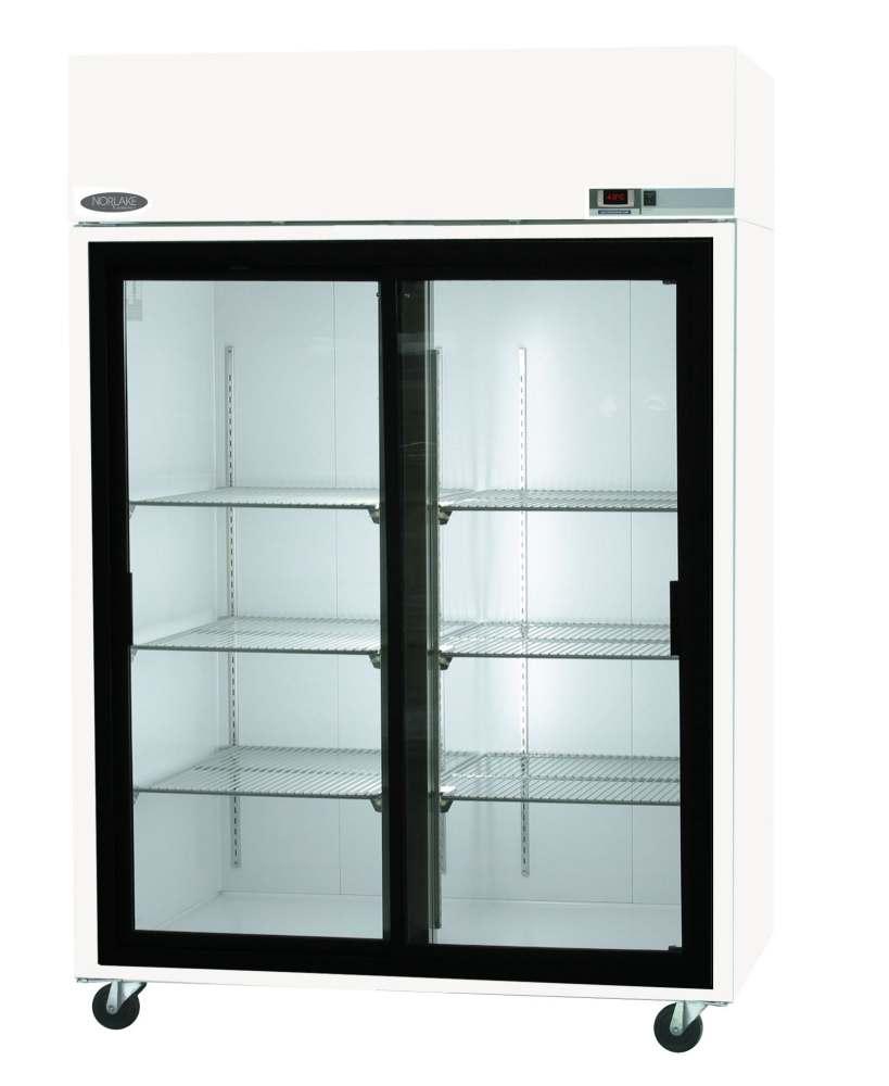 Nor Lake Sliding Glass Door Refrigerator 2 Sld Glass Dr