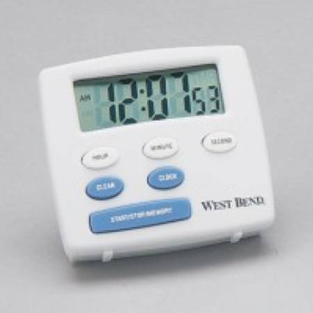 North Coast Medical Timer 0 to 100 Hours Digital, Each - Model NC70163