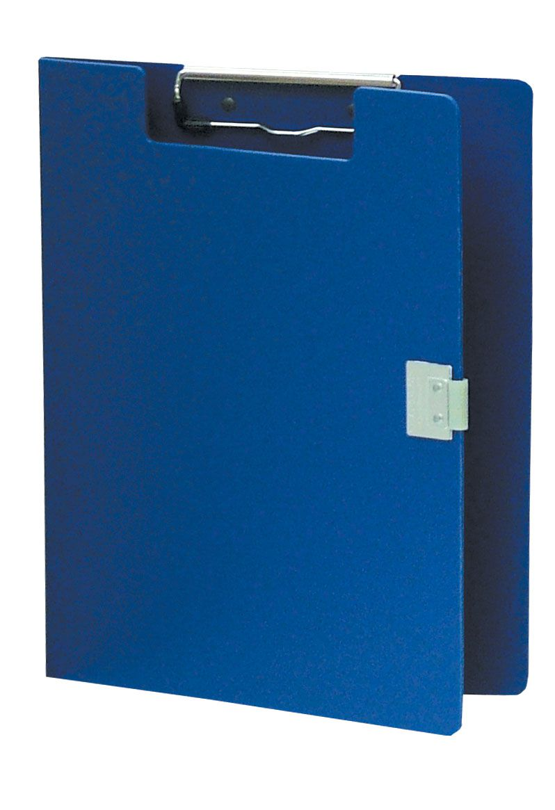 Omnimed CLIPBOARD, POLY COVERED BLUE, Each - Model 205103-BL