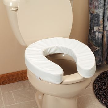 Padded Toilet Seat Cushions W Cut Out 2 Quot Standard Seat
